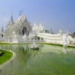 My Final Thai Pitstop: The White Temple of Chiang Rai