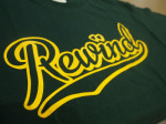 Rewind athletic logo