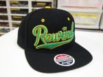 Rewind athletic logo cap