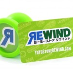 REWIND Promotional Goods